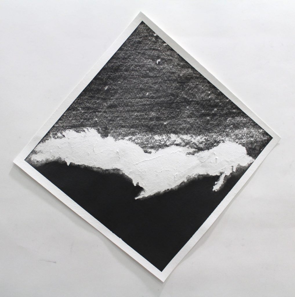Acies graphite V, 2020