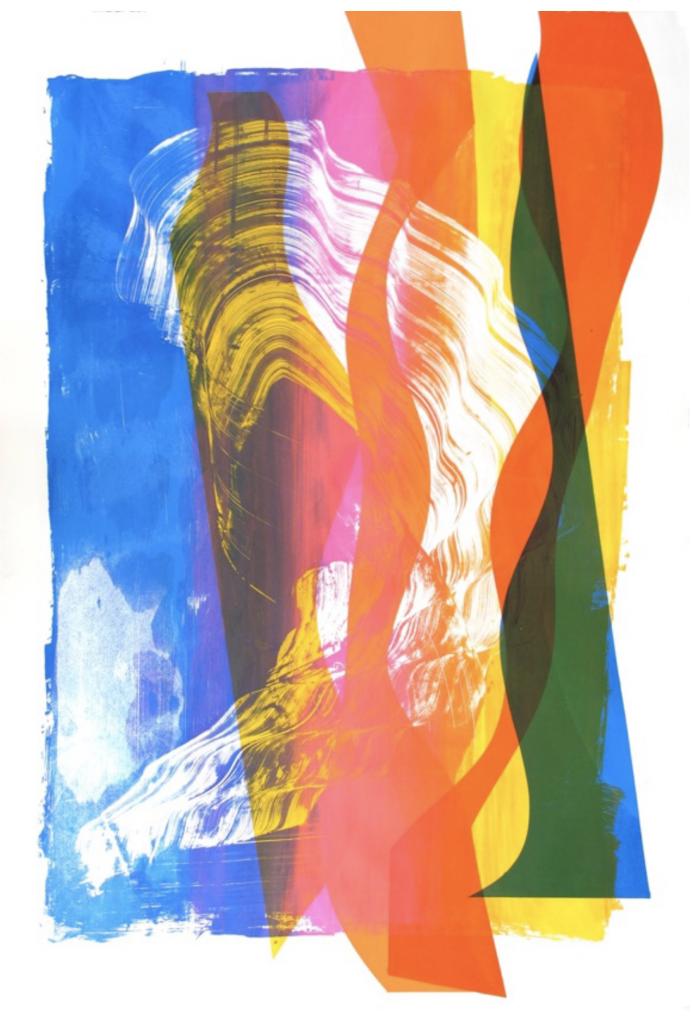 Serie Los colores olvidados II