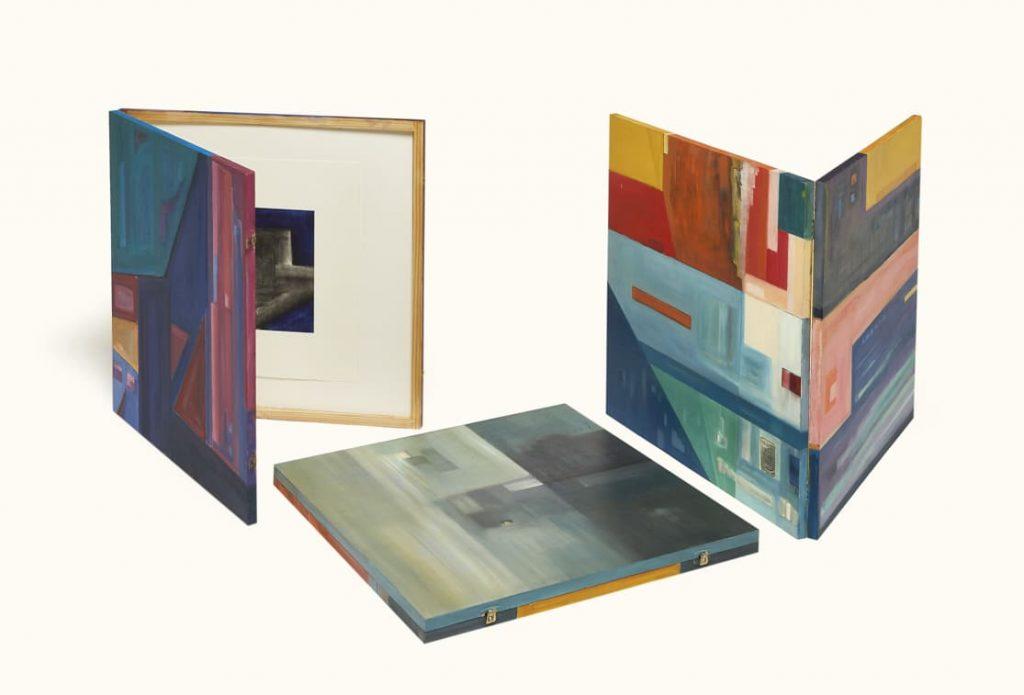 Piezas del Proyecto Escalera de color, 2020