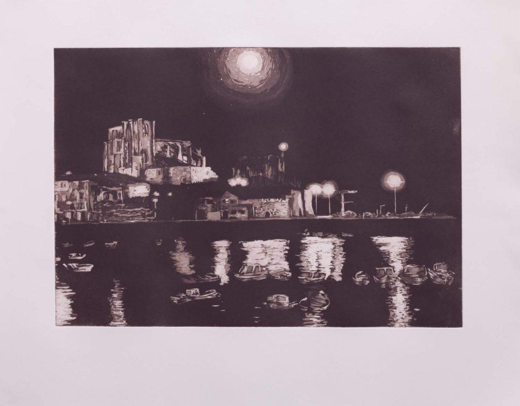 El puerto de noche, 2017