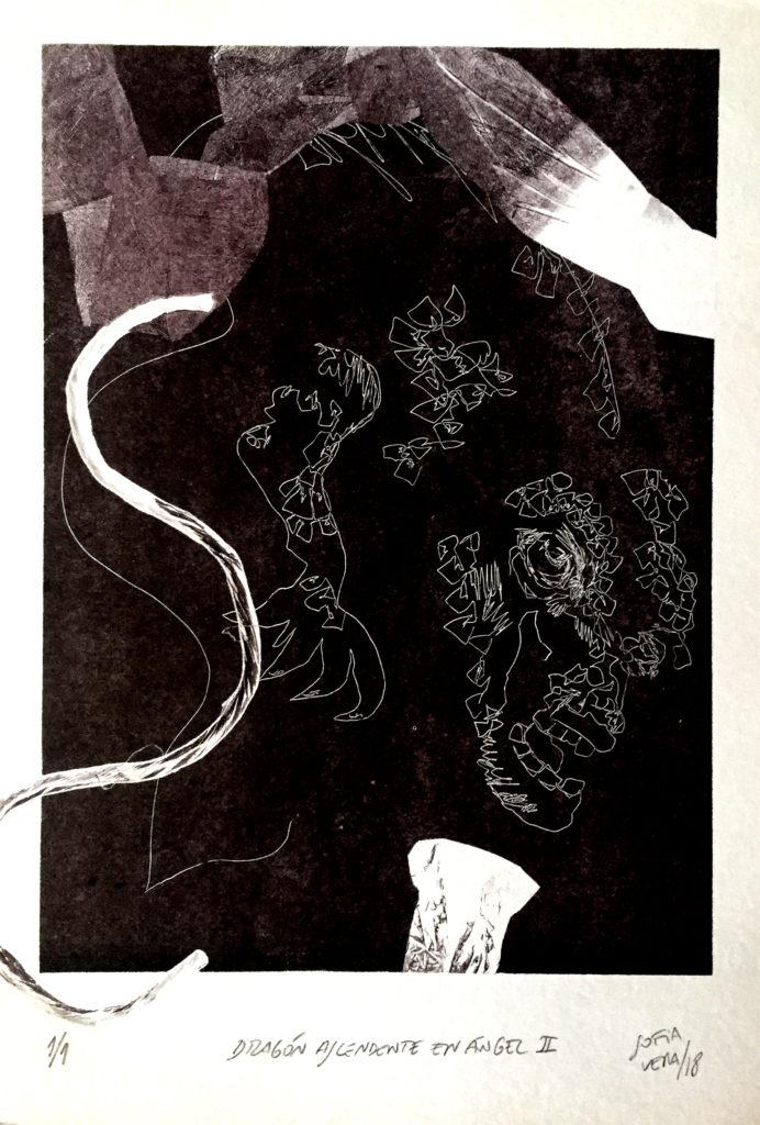 Obra Open. Dragón ascendente en ángel II