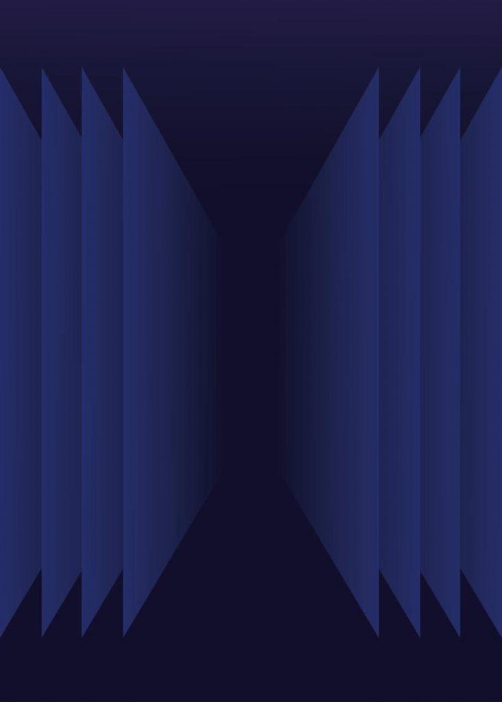 Azul VI, 2018