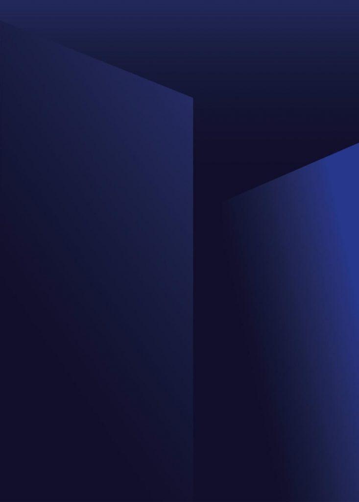 Azul II, 2018